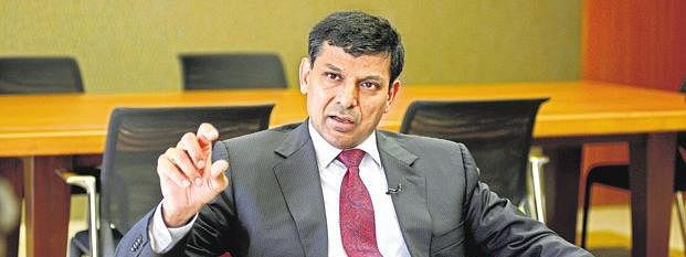 Two-thirds of his tenure was under BJP, says Raghuram Rajan