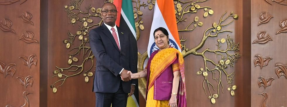 India, Mozambique adopt Minutes after Joint Commission meet for enhanced cooperation