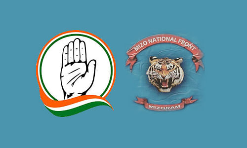 Mizoram: Cong, MNF, BJP to contest all 40 seats