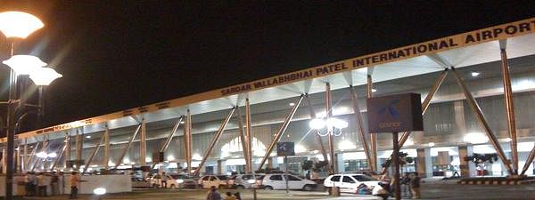 Aircraft stuck up, Ahmedabad airport remained closed for an hour
