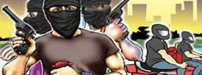 Criminals loot Rs 6 lakh from businessman