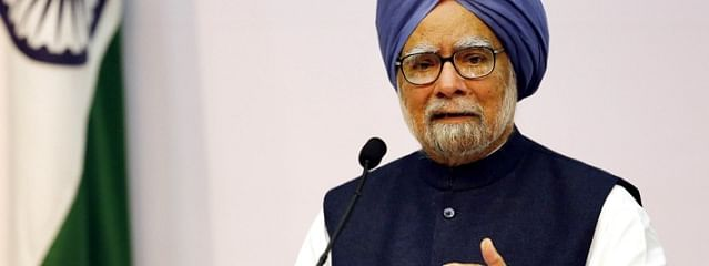 Announcements' of 'grandiose schemes' failed to uplift economy: Manmohan
