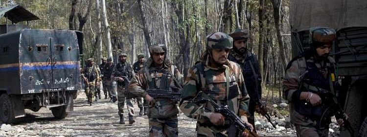 SFs launch CASO in South Kashmir's Tral