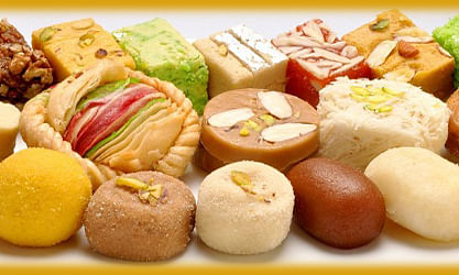 Homemade Sweets for Diwali - 2