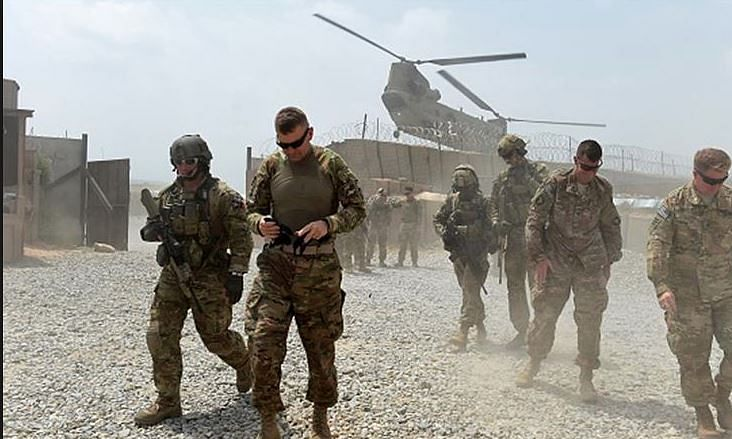 US soldier killed in 'apparent insider attack' in Kabul