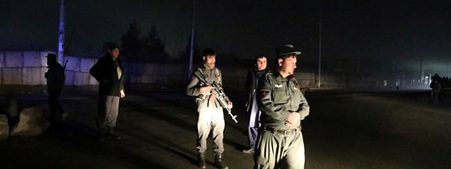 Ten killed in attack on G4S site in Kabul
