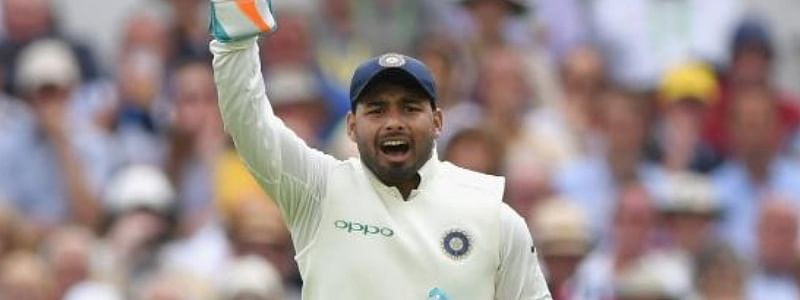 Pant hits new highs for an India wicket-keeper