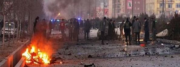 Afghanistan: Four people killed in bomb blast