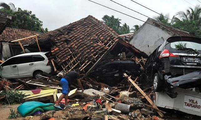 Indonesian Tsunami: Death toll mounts to 168