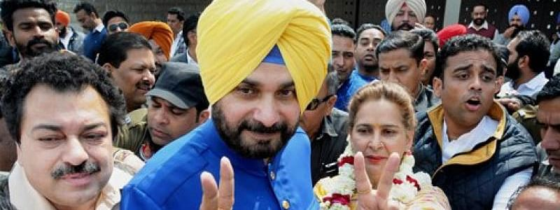 Assy results: Sidhu says Modi wave was short lived