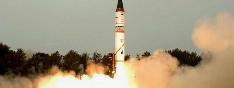 Agni IV test fired