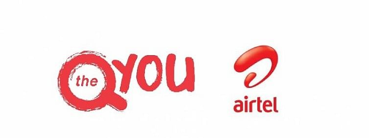QYOU Media and Airtel partner to launch The Q India's exciting digital-first content to Airtel Digital TV customers