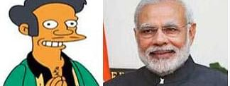 Argentine TV courts row after it compares PM Modi to 'Apu' from 'The Simpsons'