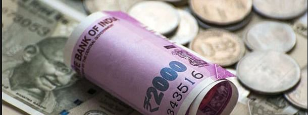 Rupee opens 12 paise down against USD