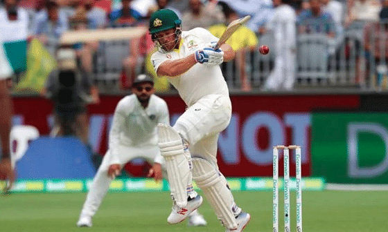Melbourne Test: Another batting collapse puts Aussies on back foot