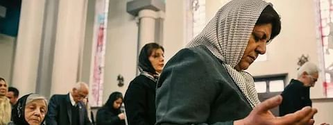 Crackdown on conversion in Iran;arrests over 100 Christians