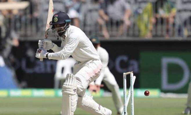 Perth test: India Struggle to 112/5 at stumps