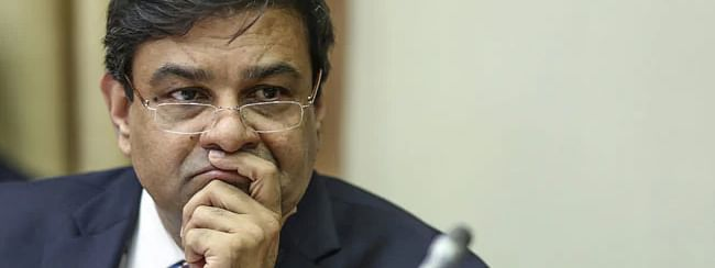 Urjit Patel quits on personal reasons