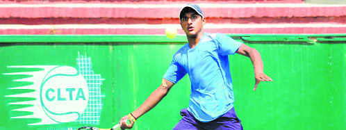 Krishan Hooda and Uddayvir Singh lift doubles title