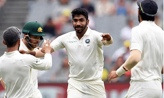 Australia struggling at 159/6; India four wickets away from victory