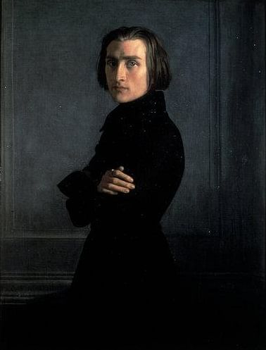 Piano^Graphy: Leibovitz and Liszt