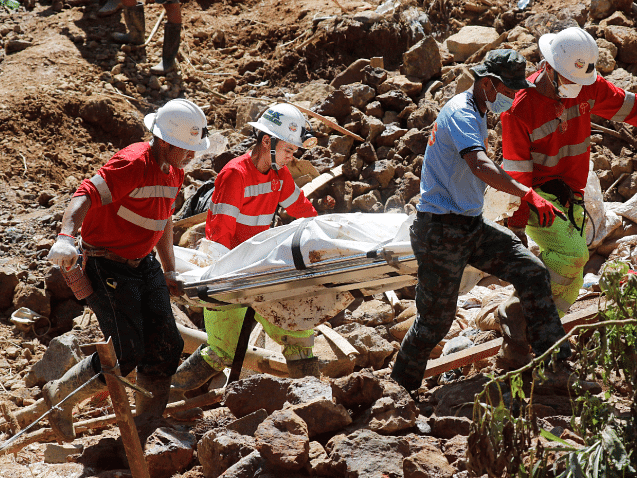 Death toll in landslides, flooding in Philippines rises to 50