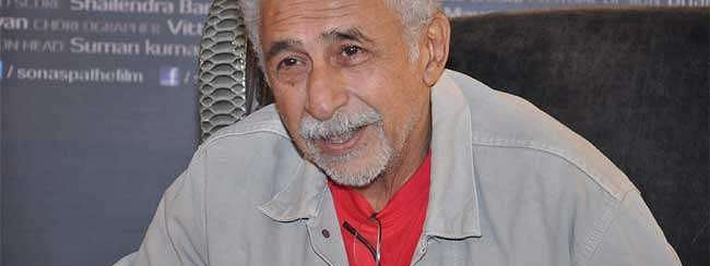 Death of a cow has more significance than that of a police officer: Naseeruddin Shah