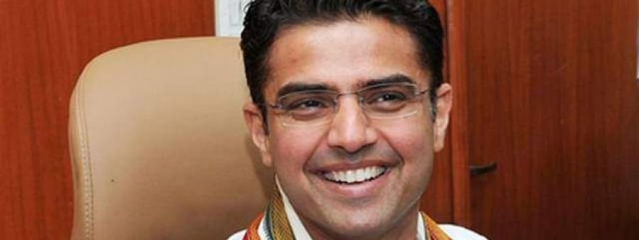 Congress Will Form Government In Rajasthan With Majority: Sachin Pilot