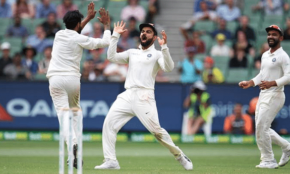 India seal third test in Melbourne, thrash Aus by 137 runs to take 2-1 lead