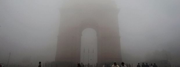 Delhi's coldest day in 12 years