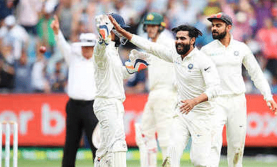 Melbourne Test: India two wickets away from historic victory