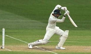 India vs Australia , 1st test day 3 : India crosses 100 run lead