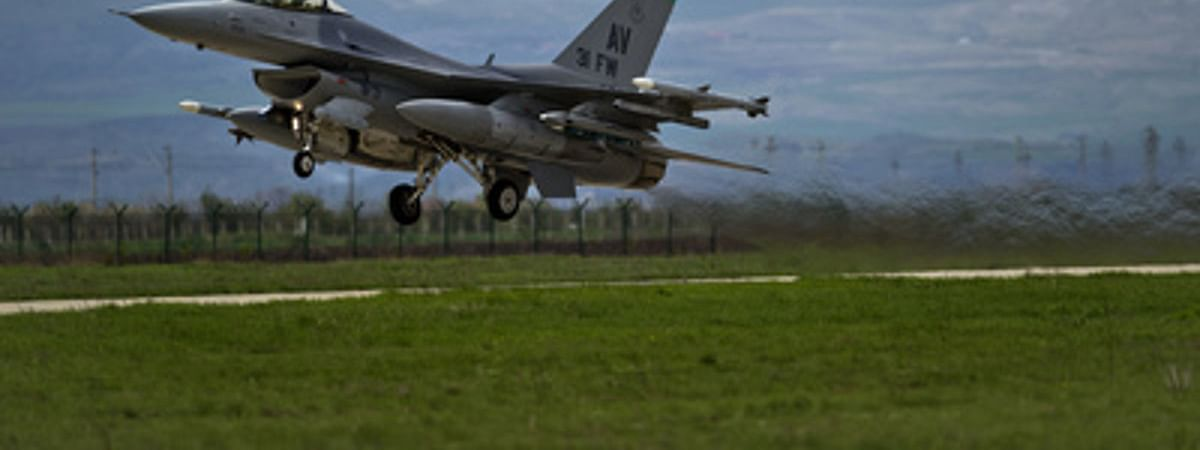 US to sell F-16 jets to Pakistan
