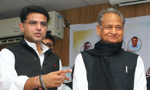 Portfolios allocated to ministers in Rajasthan; Gehlot keeps 9, Pilot 5