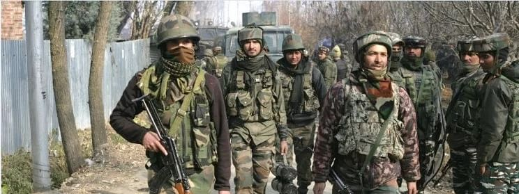 CASO launched by security forces in Sopore
