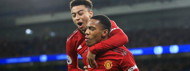 Manchester United crush Cardiff City 5-1 in Solskjaer's first game