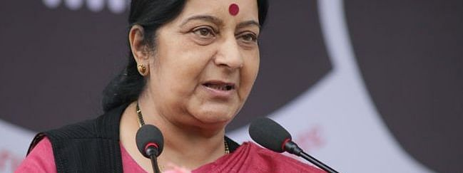 Sushma wraps up two-day Nepal visit