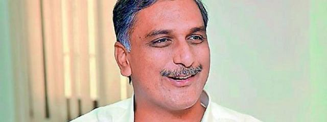 KCR's newphew T Harish Rao wins for 6th time