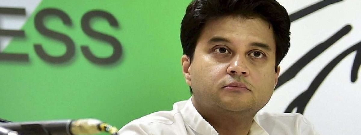 Mandate clearly indicates mood for change: Scindia