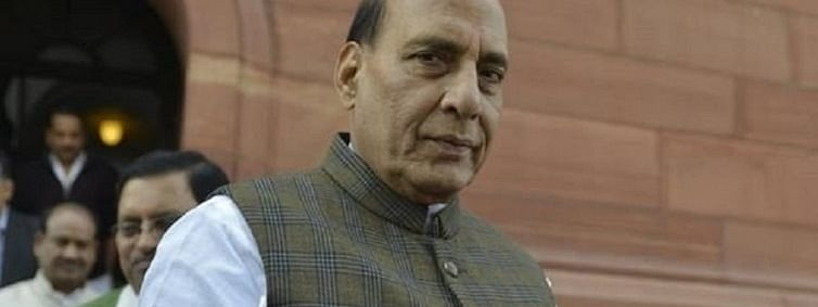 Rajnath stresses need for India to become net exporter of technology