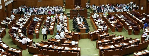 Loan Waiver: Assembly adjourned for tomorrow without transacting any business
