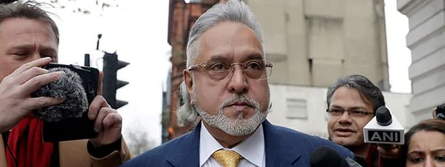 Indian foreign ministry formally thanks UK authorities for 'help' in Vijay Mallya case