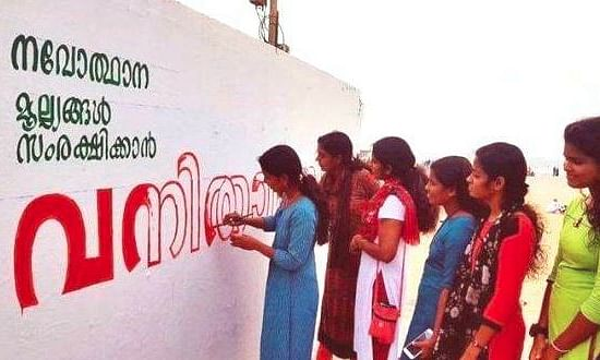 LDF gears up to build 50L-strong Women Wall tomorrow