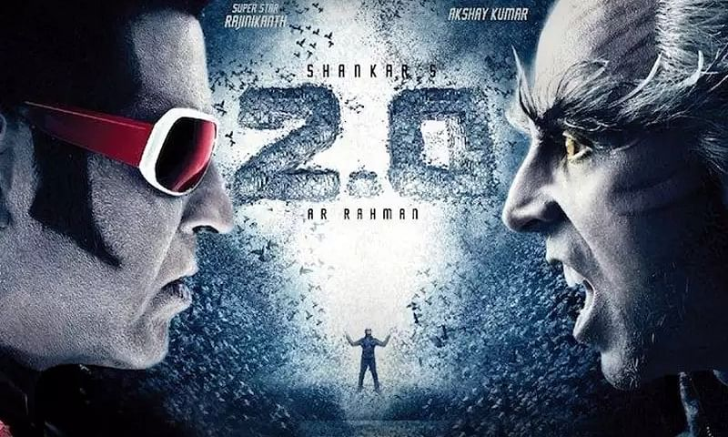 Rajinikanth film 2.0 in the Rs.700 Cr club