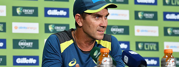 'We were up against all-time greats': Langer lauds Kohli, Dhoni