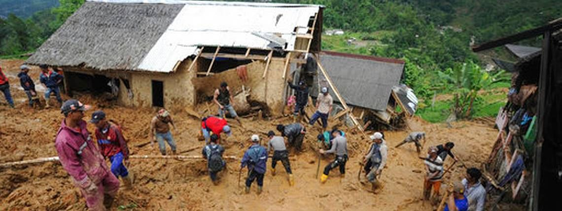 Indonesia Landslide: Death Toll mounts to 31
