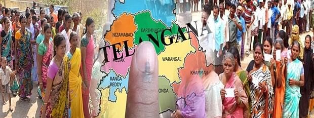 Second phase of Panchayat poll in Telangana ends