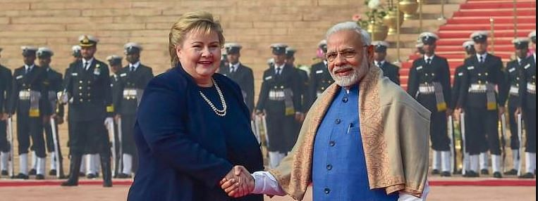 India, Norway exchange MoU to launch India-Norway Ocean Dialogue