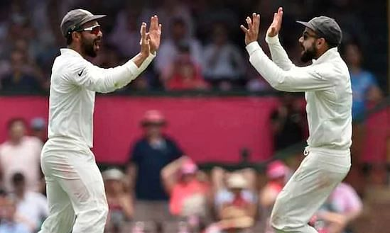 India win the series 2-1; Maiden test series win for India in Australia