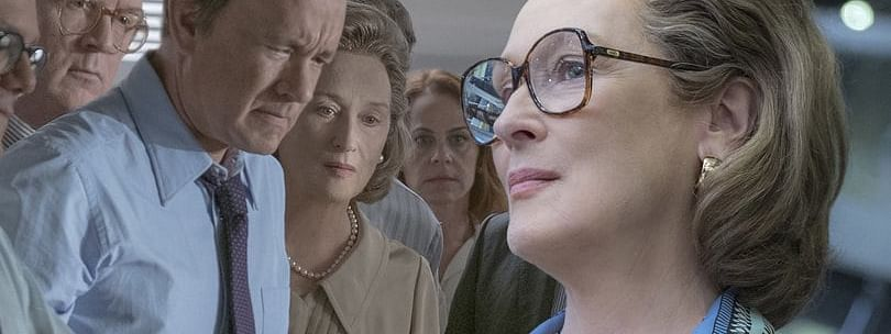 Steven Spielberg's 'The Post' marks it's first anniv